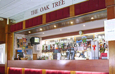 VOLBC Oak Tree bar