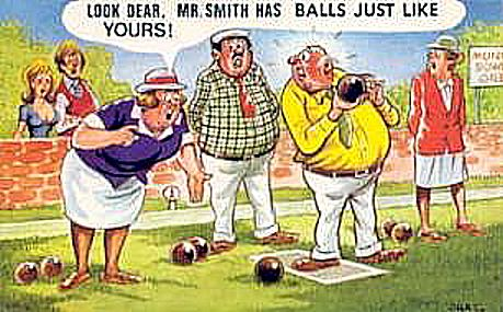 Jokes About Lawn Bowling And Other Humour