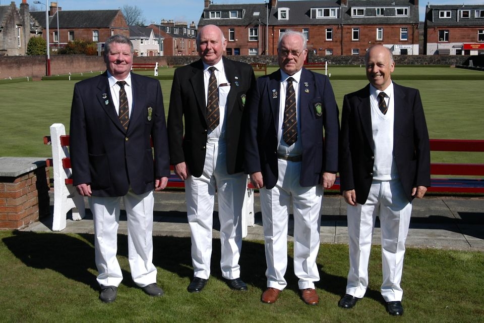Scottish Senior Bowlers